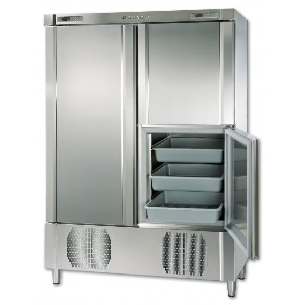 Armario refrigerado industrial con depto pescado for Menaje industrial