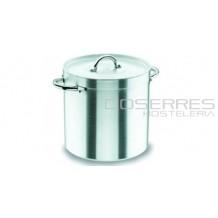 Olla Chef de Aluminio Profesional 40