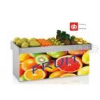Mostrador expositor de fruta 130