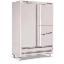 Armario Snack Refrigerado 3 puertas. Con Dpto de pescado