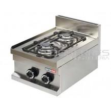 Cocina Sobremesa 2 fuegos