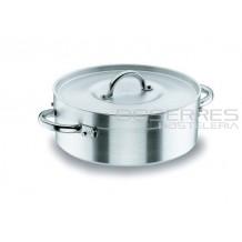 Cacerola Chef Aluminio 55 cm