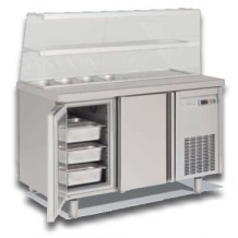 Mesa refrigerada GN 1/1 Kebab 180