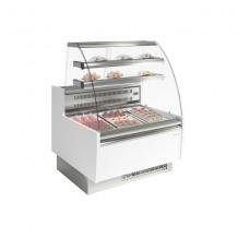 Vitrina pastelería Refrigerada Curva 9
