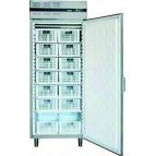 Congelador vertical con cestas (incluidas)