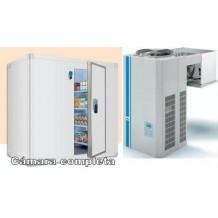Camara de Congelación 2630x1430 - Altura: 2230