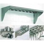 Estanteria para útiles de cocina 1200 x 400 x 300