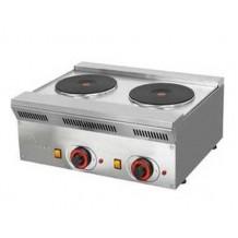 Cocina eco eléctrica 2 placas