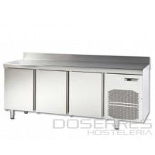 Bajomostrador industrial refrigerado 2.000 Comersa