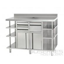 Mueble cafetero Infrico 1500