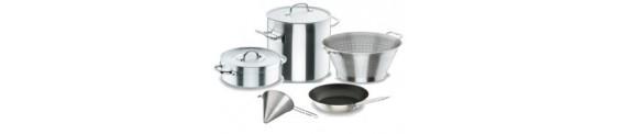 Menaje de cocina suministros menaje y mobiliario para for Menaje de cocina para restaurante