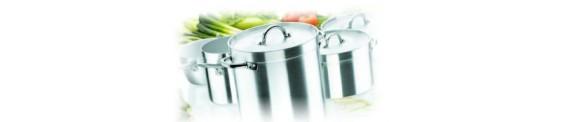 Bateria de Aluminio Chef