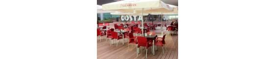 Sillas de Terraza Restaurantes