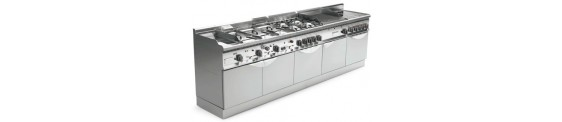 Cocina Industrial mod Bertos 70
